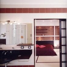 Фото из портфолио Квартира в стиле фьюжн 180 кв.м – фотографии дизайна интерьеров на INMYROOM