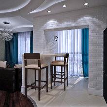 Фото из портфолио 2-х ком. кв. г. Краснодар – фотографии дизайна интерьеров на INMYROOM