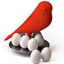 Магниты с подставкой sparrow 8 шт. красный