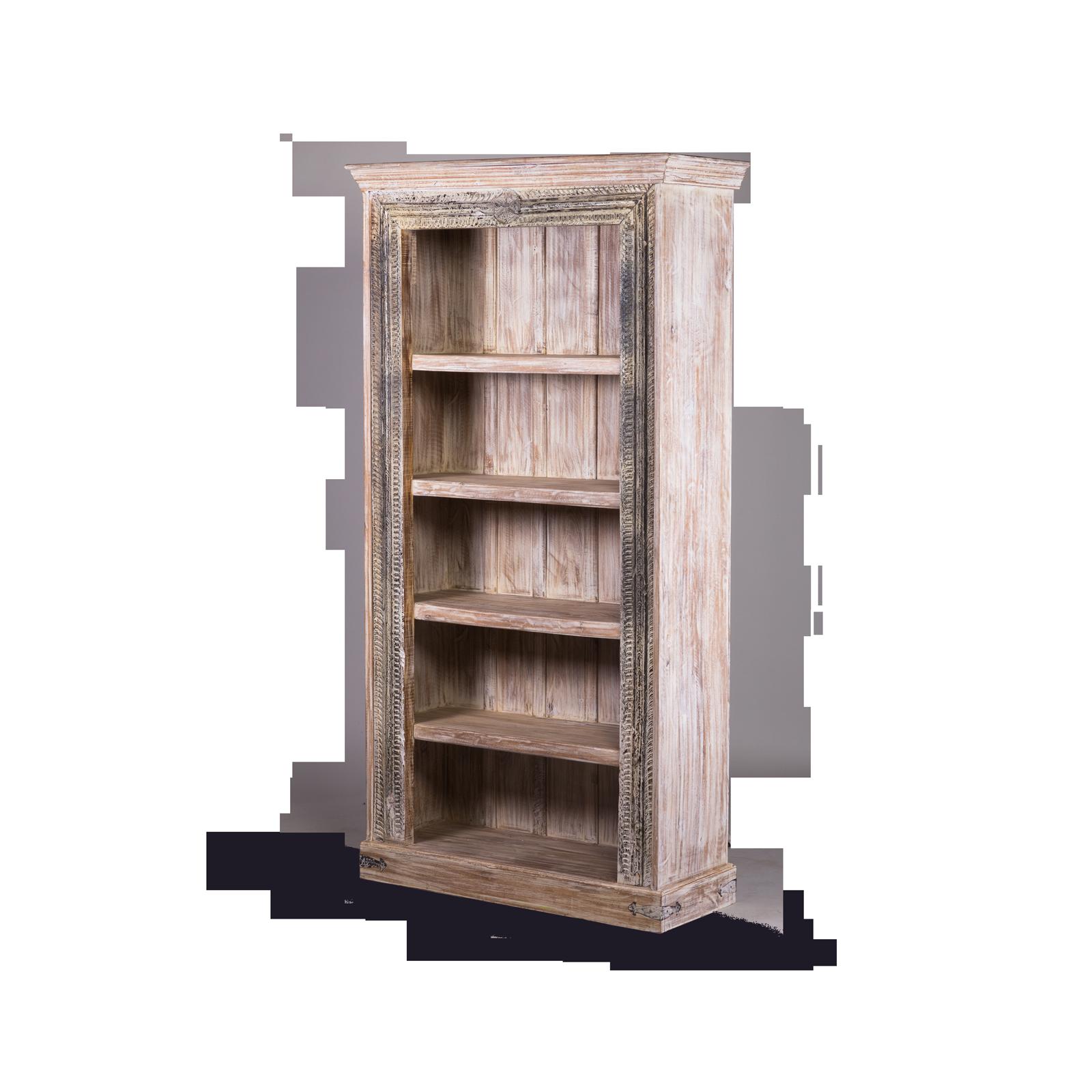 Книжный шкаф Magnifisent из массива манго
