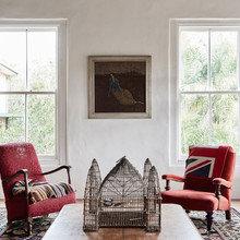 Фото из портфолио Дом, вдохновлённый 3-мя стилями: французский лофт, скандинавский лофт и греческий – фотографии дизайна интерьеров на INMYROOM