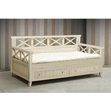 Диван-кровать с ящиками