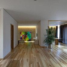 Фотография:  в стиле Современный, Дом, Дома и квартиры, Проект недели, Эко – фото на InMyRoom.ru