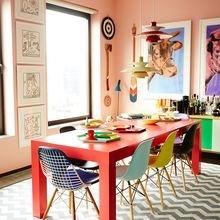 Фото из портфолио Самая красочная квартира!!! – фотографии дизайна интерьеров на INMYROOM