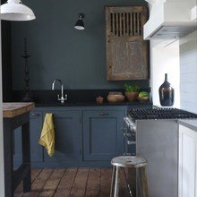 Фото из портфолио Дизайн кухни. Успешный проект для любителя – фотографии дизайна интерьеров на InMyRoom.ru