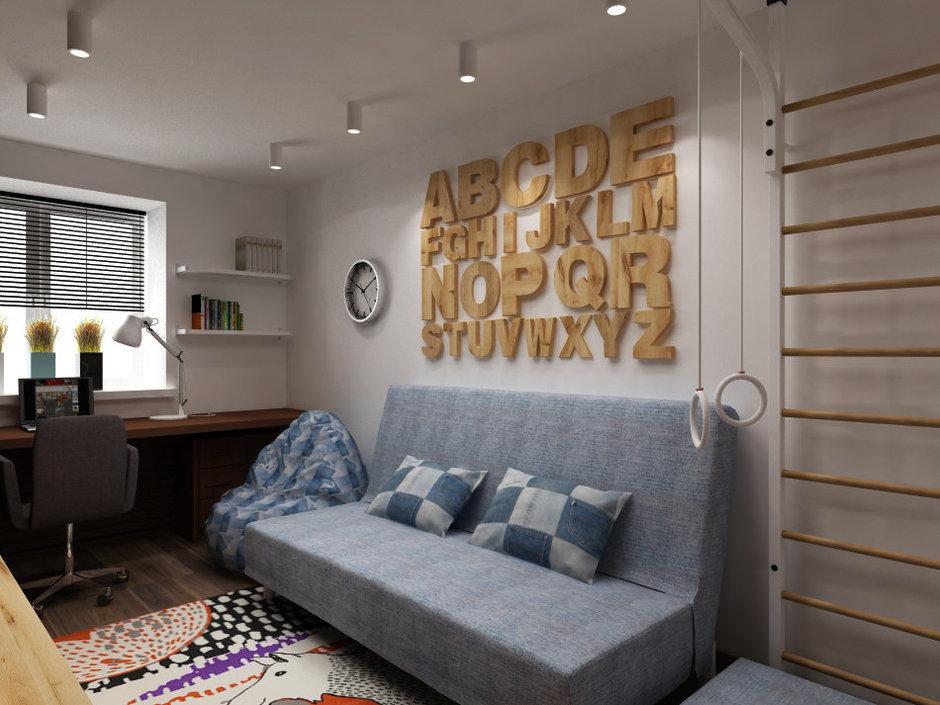 Фотография: Детская в стиле Современный, Декор интерьера, Квартира, Дома и квартиры, IKEA, Проект недели, Градиз – фото на InMyRoom.ru