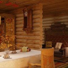 Фото из портфолио Октябрьская кухня в Теремке – фотографии дизайна интерьеров на InMyRoom.ru