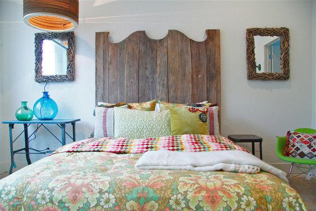 Фотография: Спальня в стиле Кантри, Интерьер комнат – фото на InMyRoom.ru