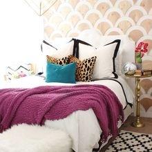 Фотография: Спальня в стиле Эклектика, Декор интерьера, Декор, Советы, Светлана Юркова – фото на InMyRoom.ru