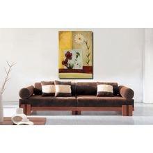 Дизайнерская картина на холсте: Букетик и ромашка