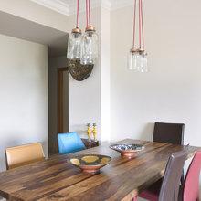 Фотография: Кухня и столовая в стиле Эклектика, Квартира, Испания, Проект недели, Ксения Турик – фото на InMyRoom.ru