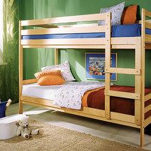 Фотография: Детская в стиле Современный, Эко, мебель в детской – фото на InMyRoom.ru