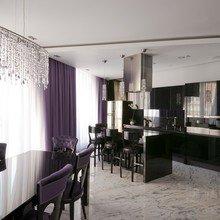 Фотография: Кухня и столовая в стиле Современный, Квартира, Дома и квартиры, Москва – фото на InMyRoom.ru