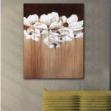 Картина: Белые полевые ромашки