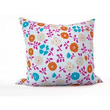 Декоративная подушка: Маленькие цветульки
