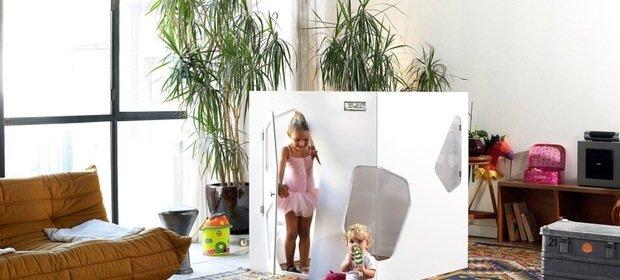 Фотография: Гостиная в стиле Лофт, Детская, Квартира, Дом, Советы, Barcelona Design – фото на InMyRoom.ru