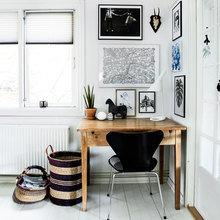 Фото из портфолио Домик на холме – фотографии дизайна интерьеров на InMyRoom.ru