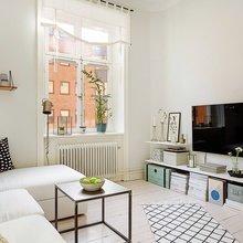 Фото из портфолио Квартира 55 кв.м. – фотографии дизайна интерьеров на INMYROOM