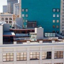 Фотография: Архитектура в стиле , Офисное пространство, Офис, Дома и квартиры, Граффити – фото на InMyRoom.ru