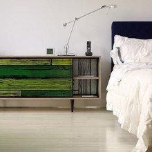 Фотография: Спальня в стиле Лофт, Скандинавский, Декор интерьера, Мебель и свет, Декор дома – фото на InMyRoom.ru