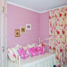Фото из портфолио Детская, 9 кв.м. – фотографии дизайна интерьеров на InMyRoom.ru