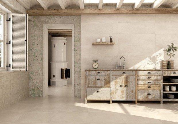Фотография: Кухня и столовая в стиле Лофт, Декор интерьера, Гид, «Экспострой на Нахимовском», ваби-саби – фото на InMyRoom.ru