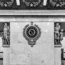 Фото из портфолио Метро Санкт-Петербурга – фотографии дизайна интерьеров на INMYROOM