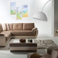 Фото из портфолио Угловые диваны – фотографии дизайна интерьеров на INMYROOM
