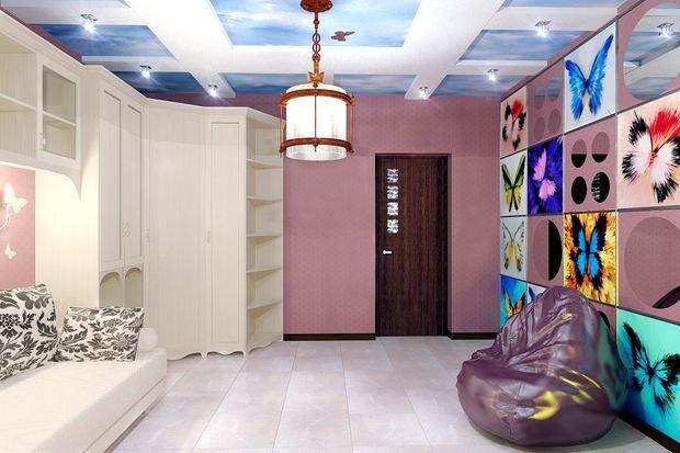 Фото из портфолио 4-комнатная квартира – фотографии дизайна интерьеров на INMYROOM