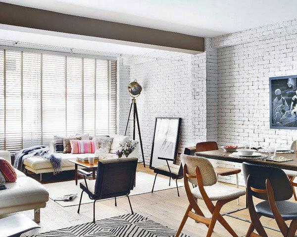 Фотография: Гостиная в стиле Современный, Декор интерьера, Декор дома, Стены – фото на InMyRoom.ru
