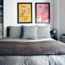Фото из портфолио Брутальный мужской интерьер – фотографии дизайна интерьеров на InMyRoom.ru