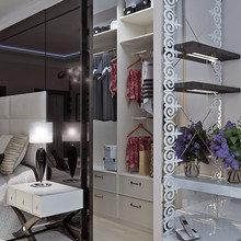 Фото из портфолио Спальни - оазис покоя – фотографии дизайна интерьеров на INMYROOM