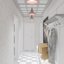 Фото из портфолио 2к Квартира в старом фонде – фотографии дизайна интерьеров на INMYROOM