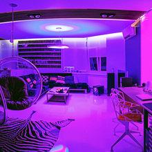 Фотография: Офис в стиле Современный, Эклектика – фото на InMyRoom.ru