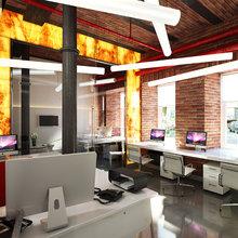 Фото из портфолио Офис дизайн студии – фотографии дизайна интерьеров на InMyRoom.ru
