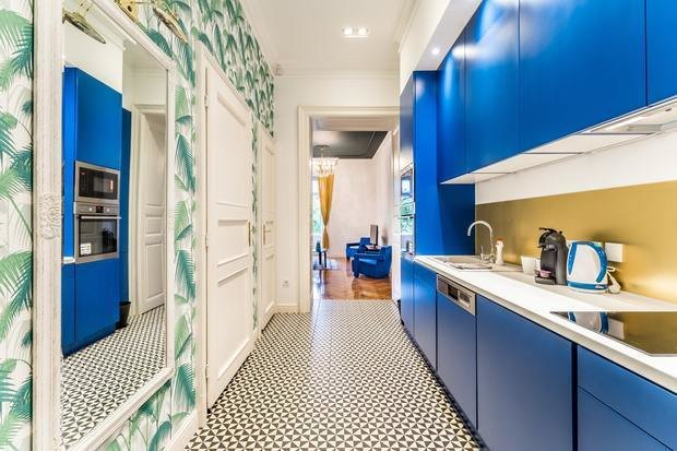 Фото из портфолио Кухни  – фотографии дизайна интерьеров на INMYROOM