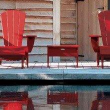 Фото из портфолио Мебель для сада Outdoor-дизайн – фотографии дизайна интерьеров на INMYROOM