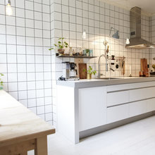 Фото из портфолио Светлая, просторная, уютная квартира – фотографии дизайна интерьеров на INMYROOM