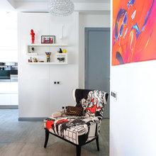 Фотография: Мебель и свет в стиле Лофт, Квартира, Дома и квартиры, Проект недели, Поп-арт – фото на InMyRoom.ru