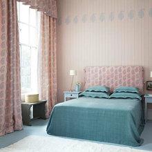 Фотография: Спальня в стиле Кантри, Декор интерьера, DIY, Цвет в интерьере – фото на InMyRoom.ru