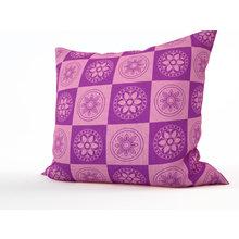 Декоративная подушка: Узоры лета