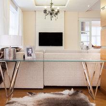 Фото из портфолио Мебель из нержавеющей стали – фотографии дизайна интерьеров на INMYROOM