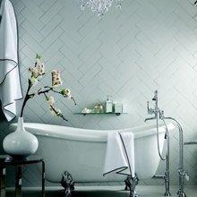 Фотография: Ванная в стиле Классический, Интерьер комнат, Ванна – фото на InMyRoom.ru