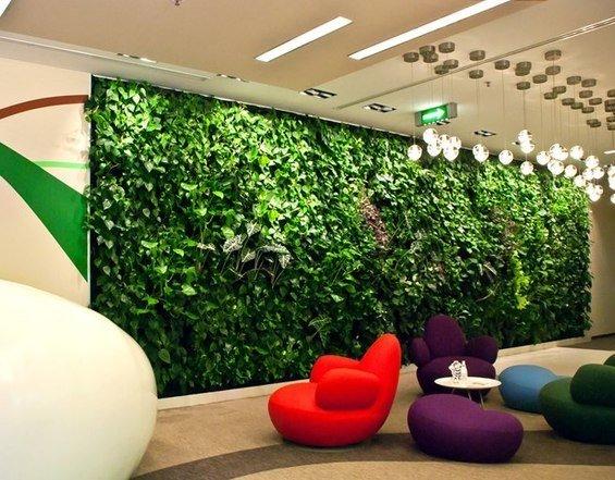 Фотография: Декор в стиле Современный, Эко, Декор интерьера, Офисное пространство, Ландшафт, Стиль жизни – фото на InMyRoom.ru