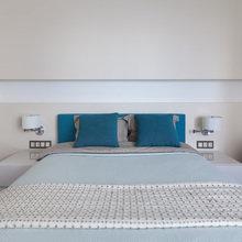 Фотография: Спальня в стиле Современный, Квартира, Проект недели, новостройка – фото на InMyRoom.ru