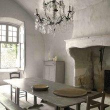 Фотография: Кухня и столовая в стиле Классический, Декор интерьера, Дом, Дома и квартиры, Прованс, Замок – фото на InMyRoom.ru
