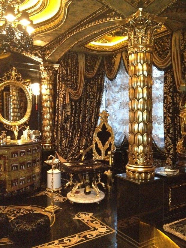 Фото из портфолио Квартира в дворцовом стиле. – фотографии дизайна интерьеров на INMYROOM