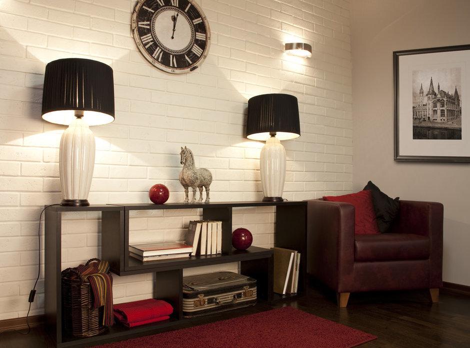 Фотография: Прихожая в стиле Современный, Декор интерьера, Малогабаритная квартира, Квартира, Цвет в интерьере, Стиль жизни, Советы – фото на InMyRoom.ru