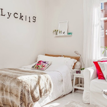 Фото из портфолио Моя спальня – фотографии дизайна интерьеров на InMyRoom.ru