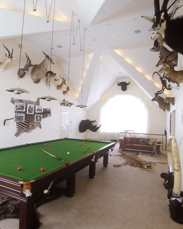 Фото из портфолио Загородный дом в стиле софт 750 кв.м. – фотографии дизайна интерьеров на INMYROOM
